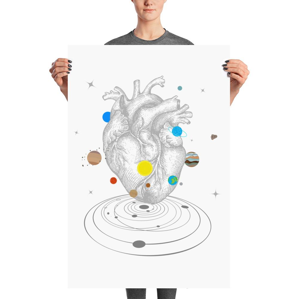 A Universe Within Art Print