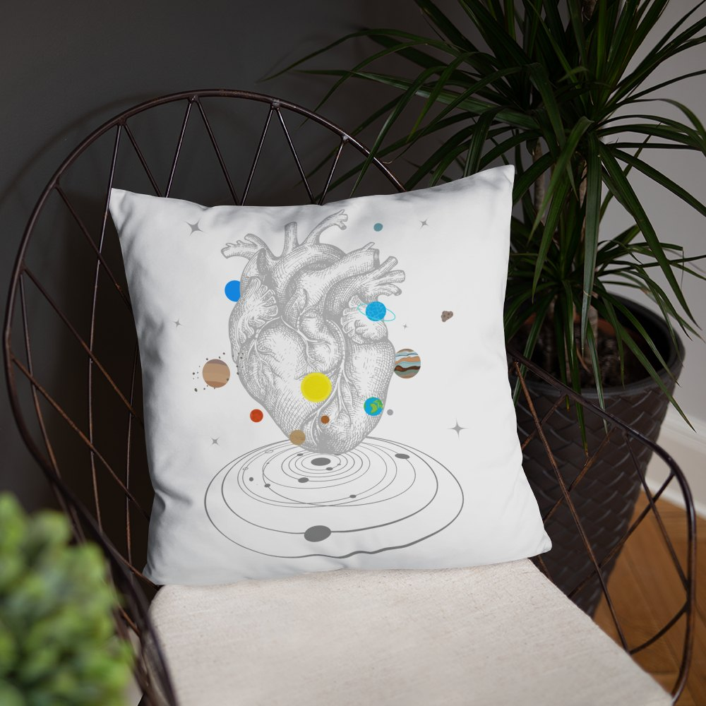 A Universe Within Basic Pillow