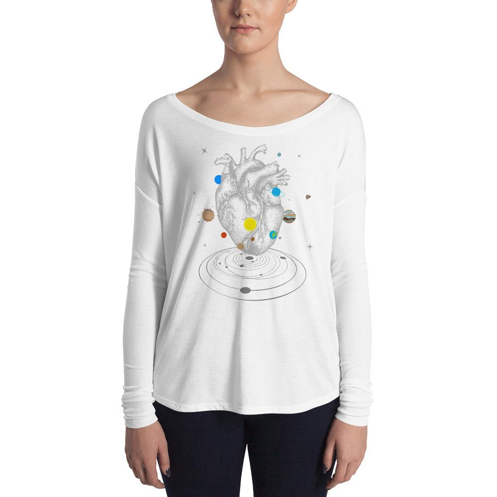 A Universe Within Women's Long Sleeve Tee