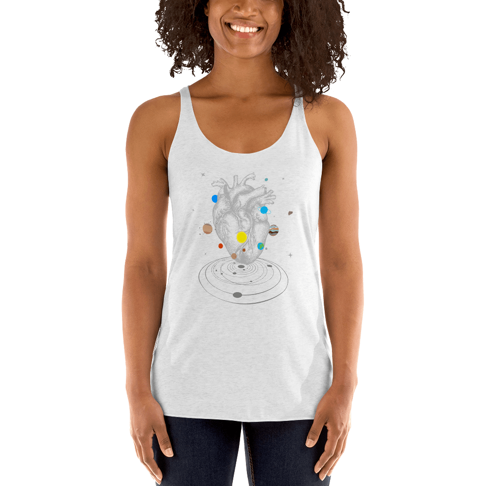A Universe Within Women's Racerback Tank