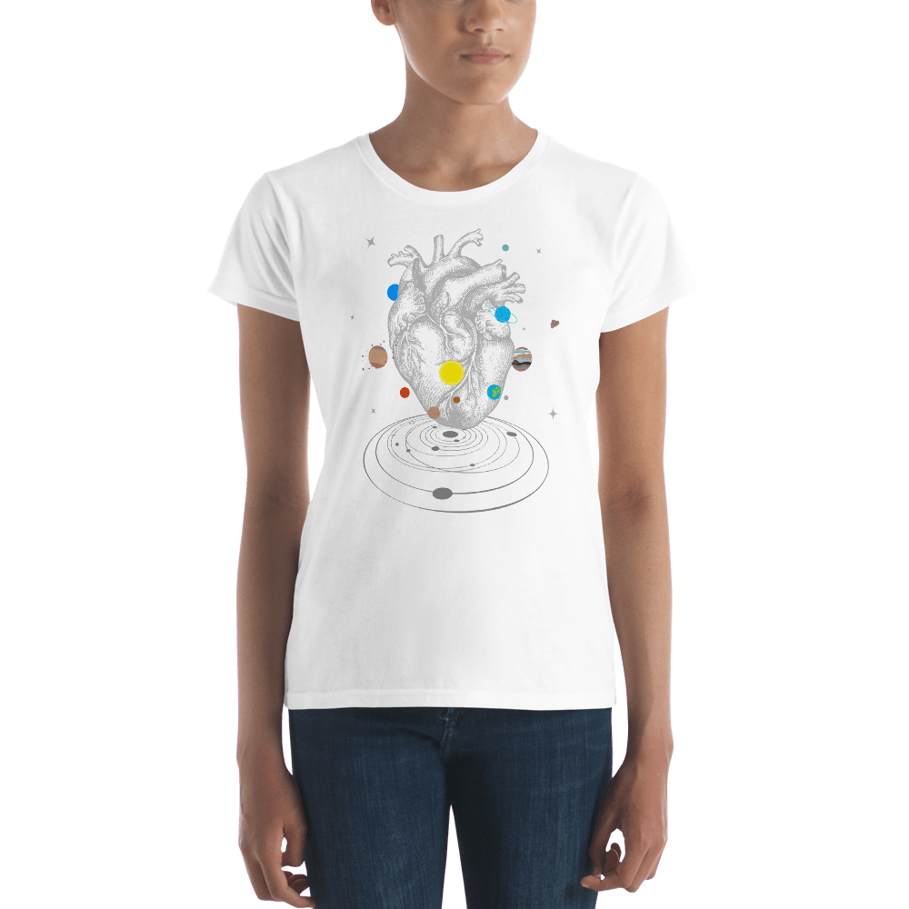 A Universe Within Women's Short Sleeve T-Shirt