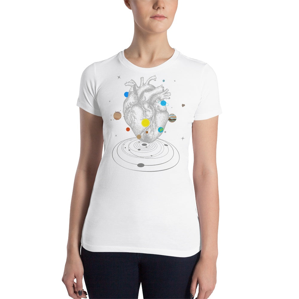 A Universe Within Women's Slim Fit T-Shirt