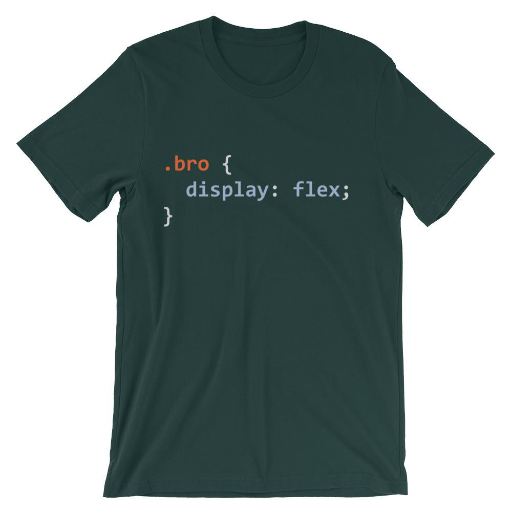 CSS Flex Bro Unisex Short Sleeve T-Shirt