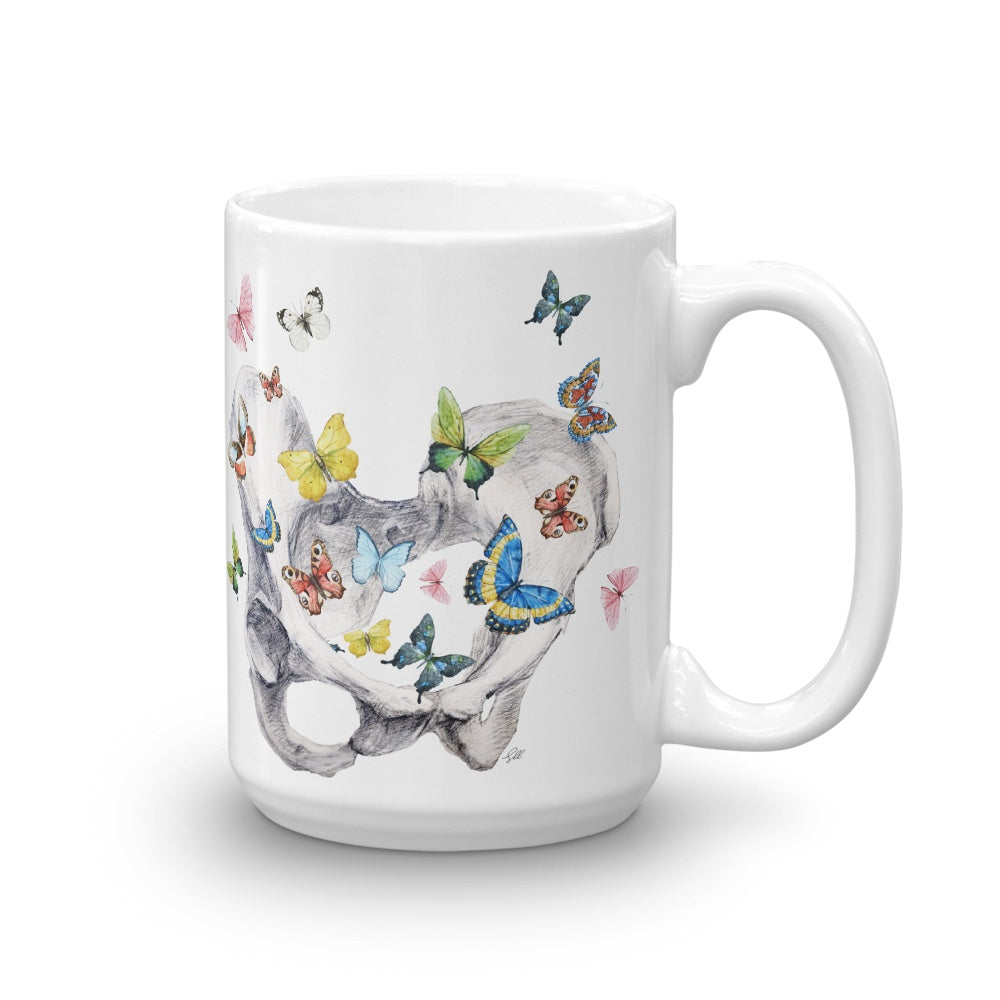 Give Me Butterflies Mug