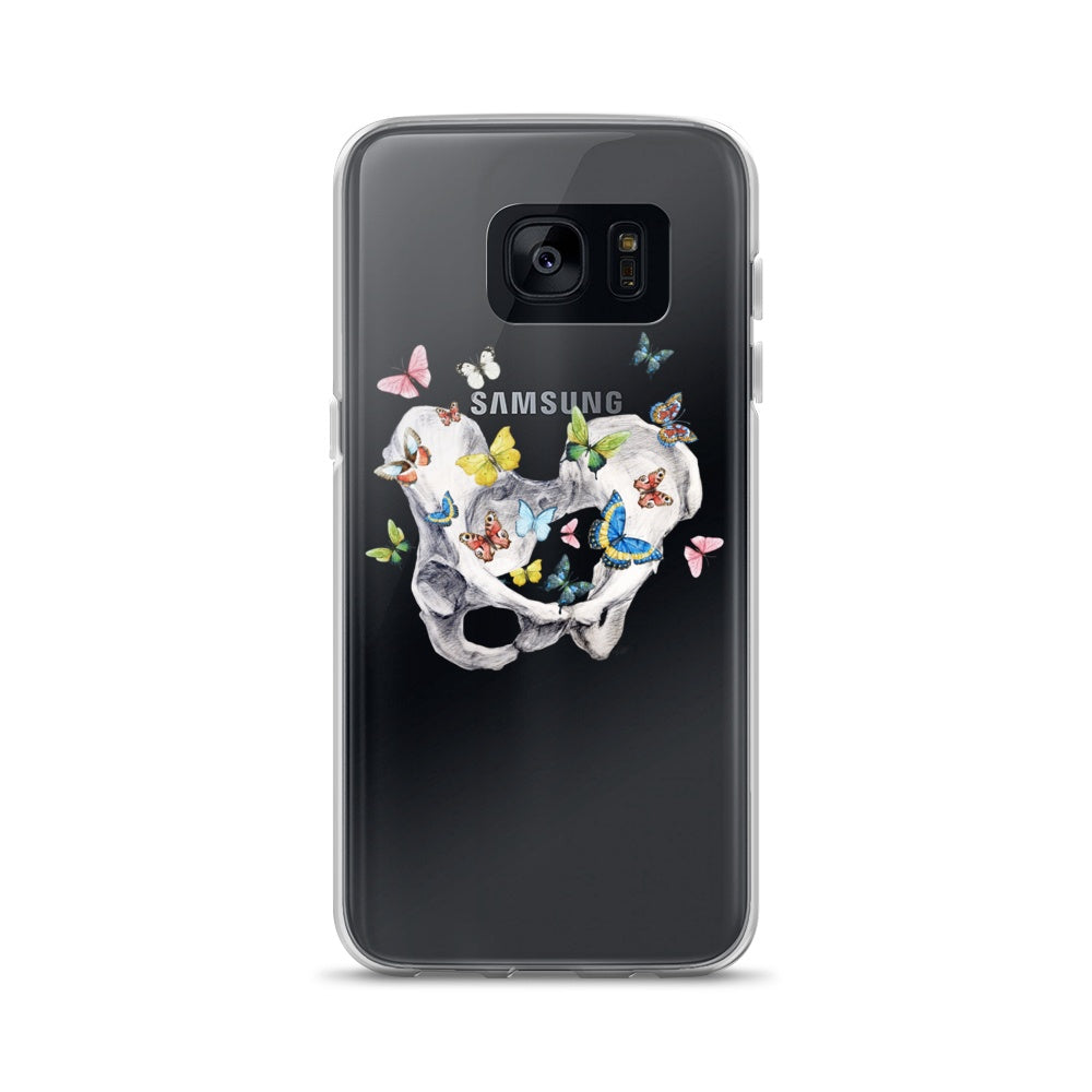 Give Me Butterflies Samsung Case