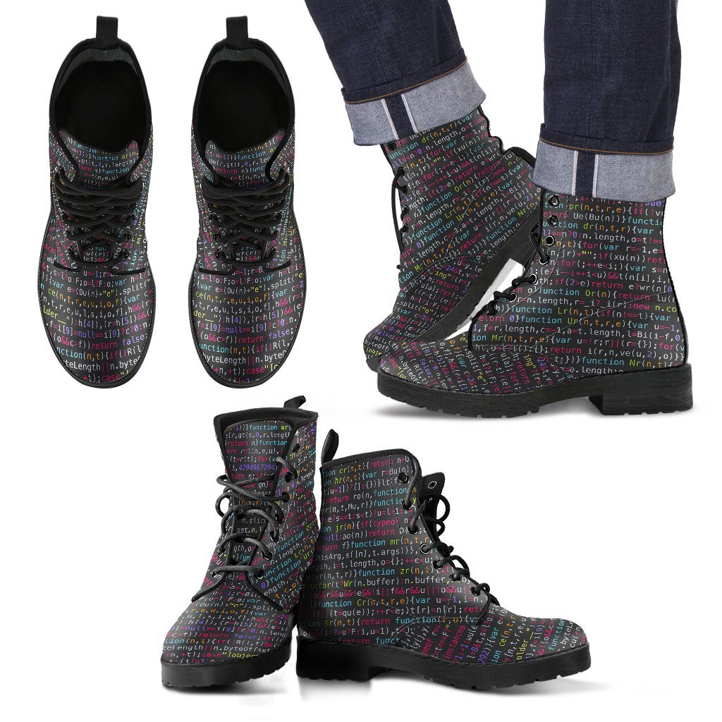 JavaScript Men's Boots