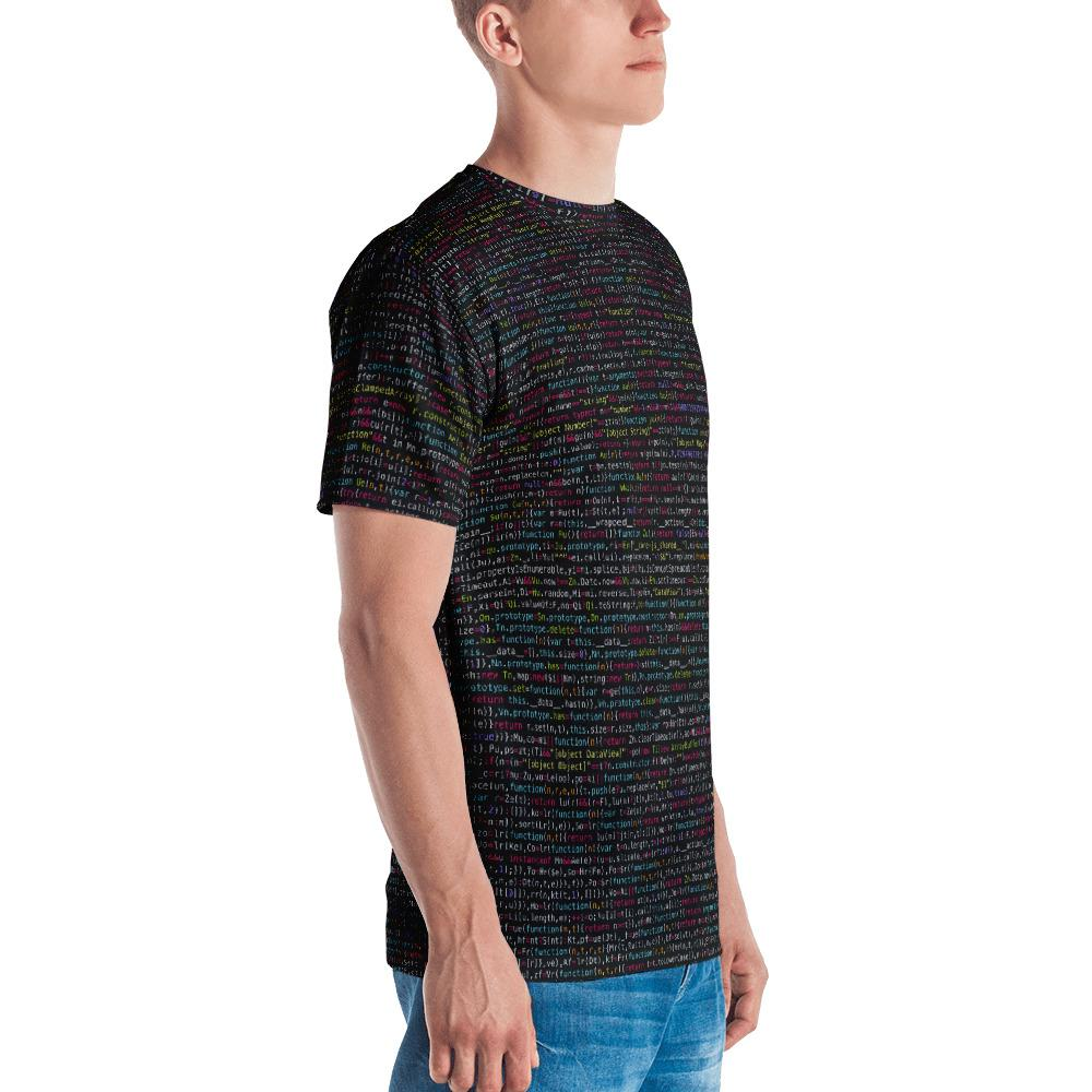 JavaScript Men's T-Shirt