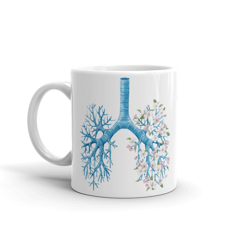 Just Breathe Mug