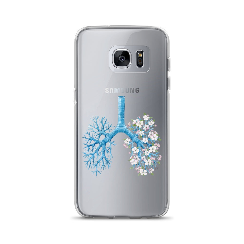 Just Breathe Samsung Case