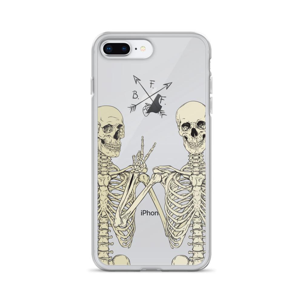 Loyal To The End IPhone Case