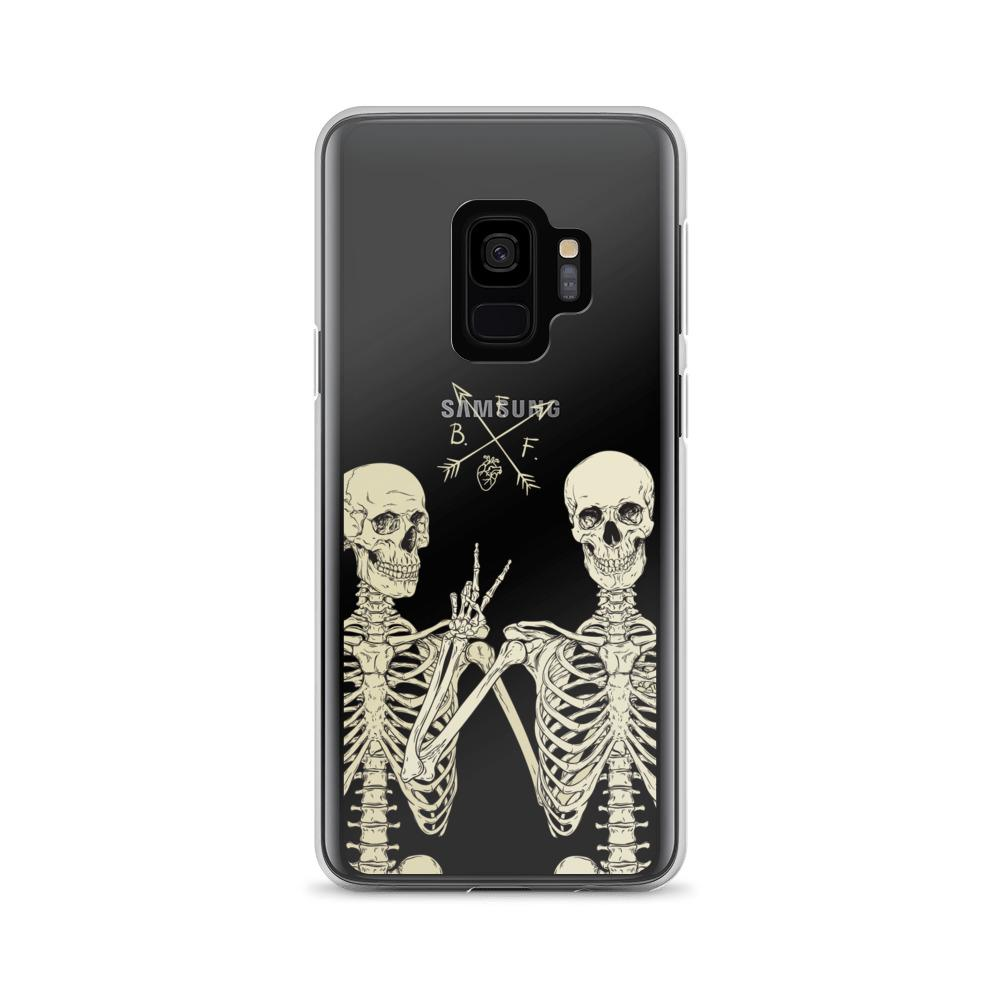 Loyal To The End Samsung Case