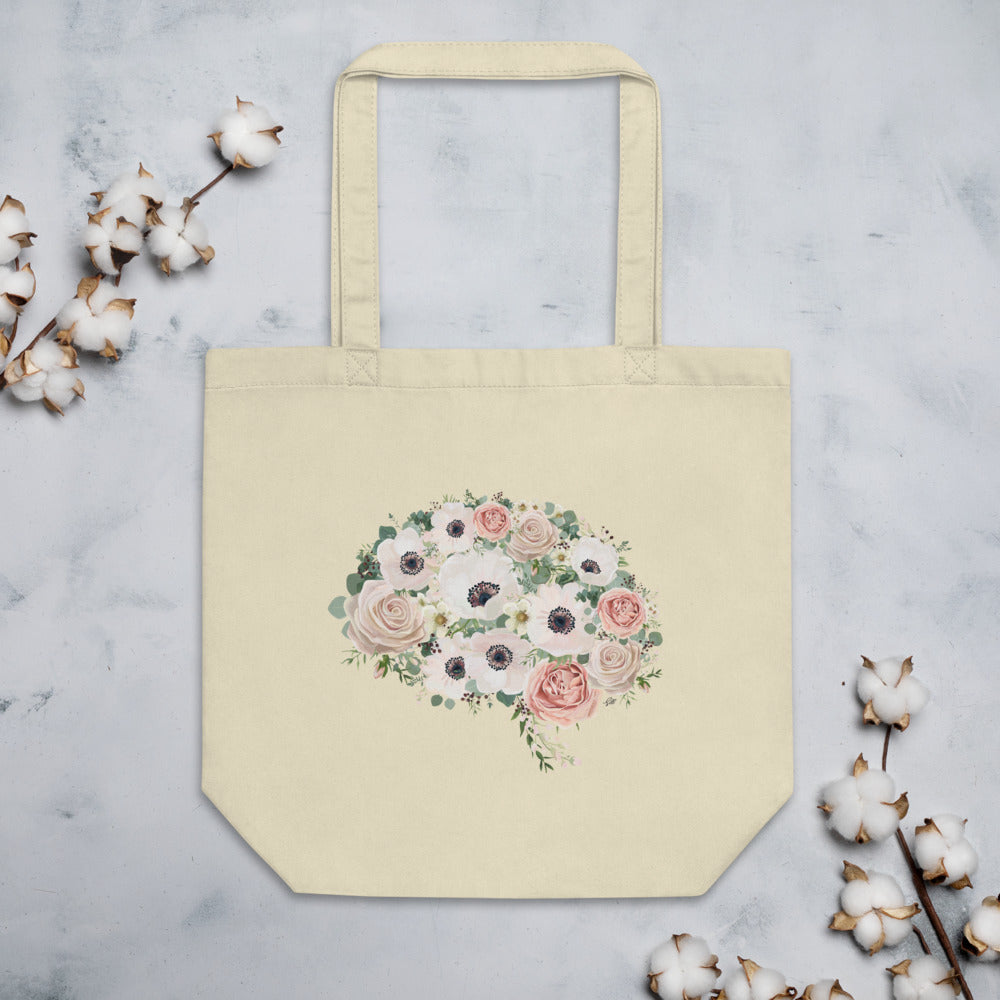 Mind in Bloom Eco Tote Bag