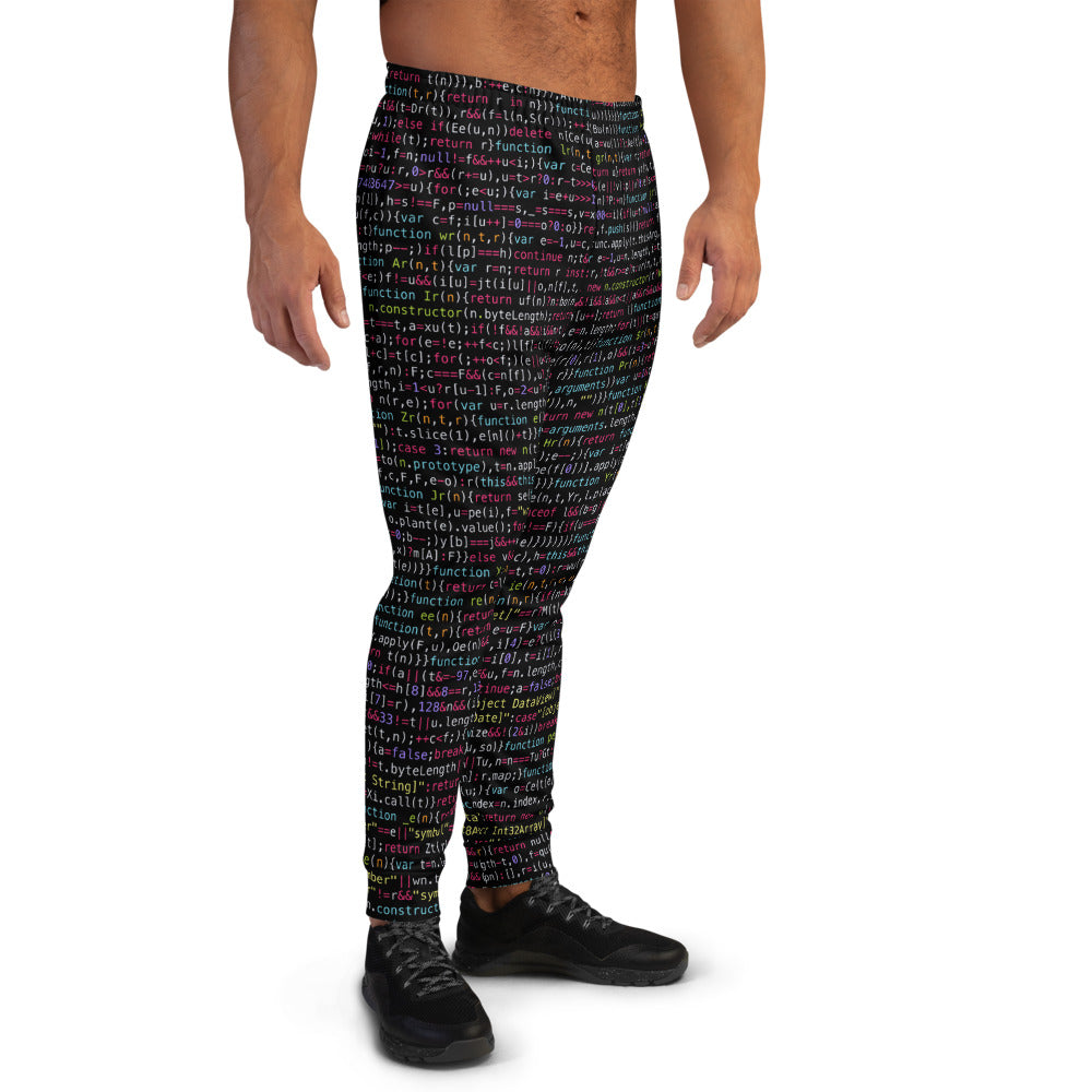JavaScript Men's Joggers