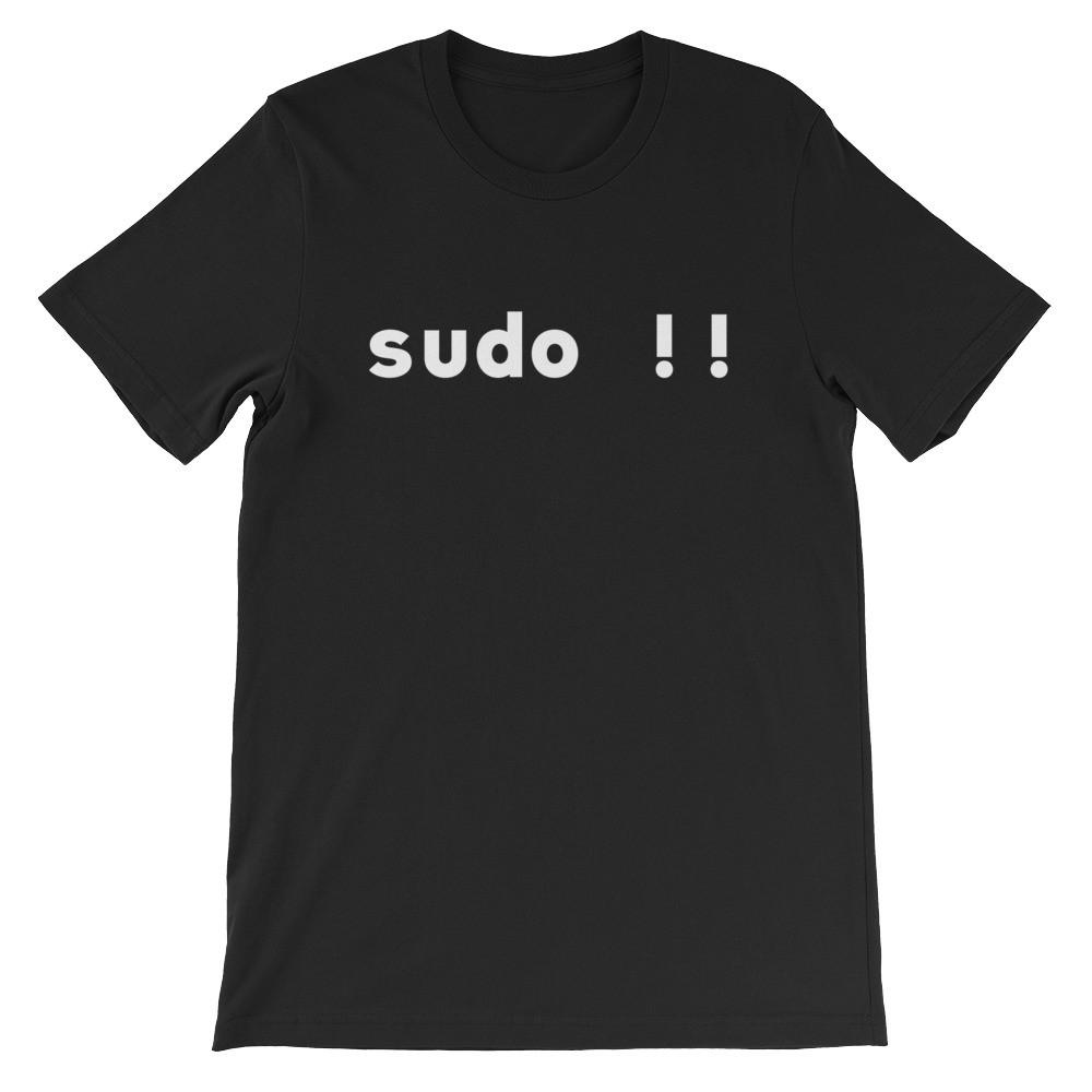 Sudo Bang Bang Unisex Short Sleeve T-Shirt