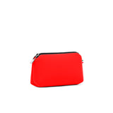 Small Travel Pouch: Red Coat