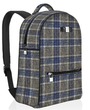 Backpack: Plaid