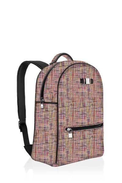 Boucle Pink Backpack