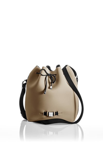 Save My Bag Bucket Bag Beige