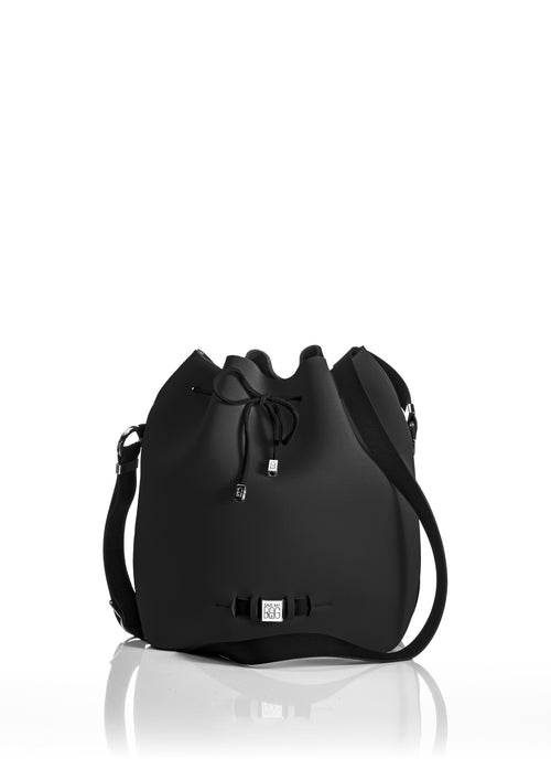 Save My Bag Bucket Bag Black