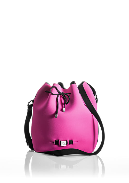 Save My Bag Bucket Bag Hot Pink