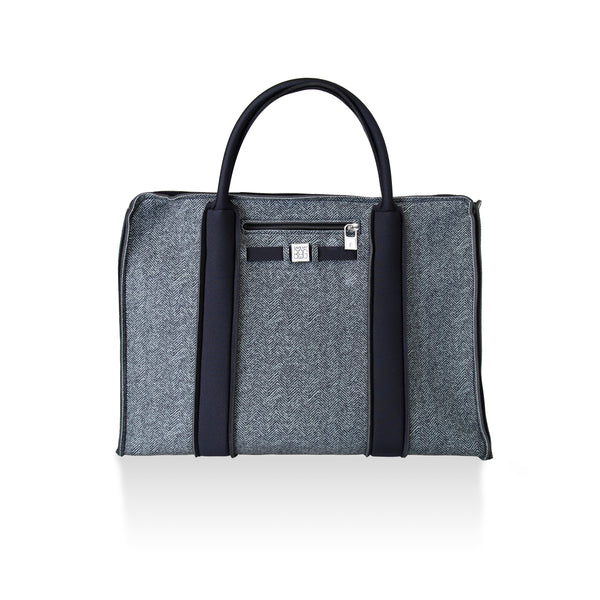 Spigato Grey City Tote