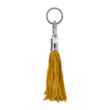 Metallic Gold Jellyfish Keychain Charm