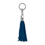 Peacock Blue Keychain