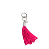 hot Pink Jellyfish Keychain Bag Charm