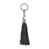 Metallic Graphite Jellyfish Keychain Bag Charm