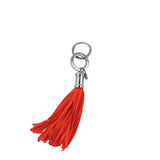Orange Jellyfish Keychain Bag Charm