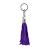 Amethyst Purple Jellyfish Keychain Bag Charm