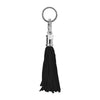 Velvet Black Jellyfish Keychain Bag Charm