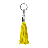 Yellow Jellyfish Keychain Bag Charm
