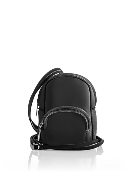 Save My Bag Mini Backpack Black