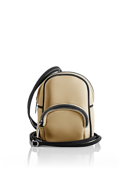 Save My Bag Mini Backpack Metallic Gold