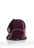 Save My Bag Mini Backpack Velvet Aubergine