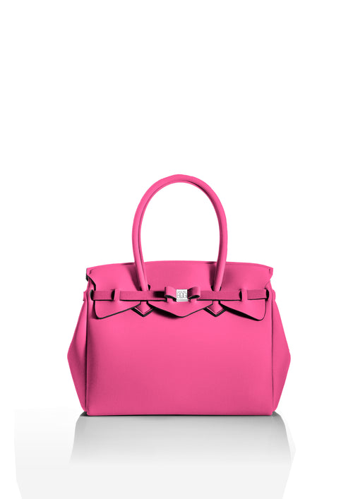 Bubblegum Pink Tote Bag