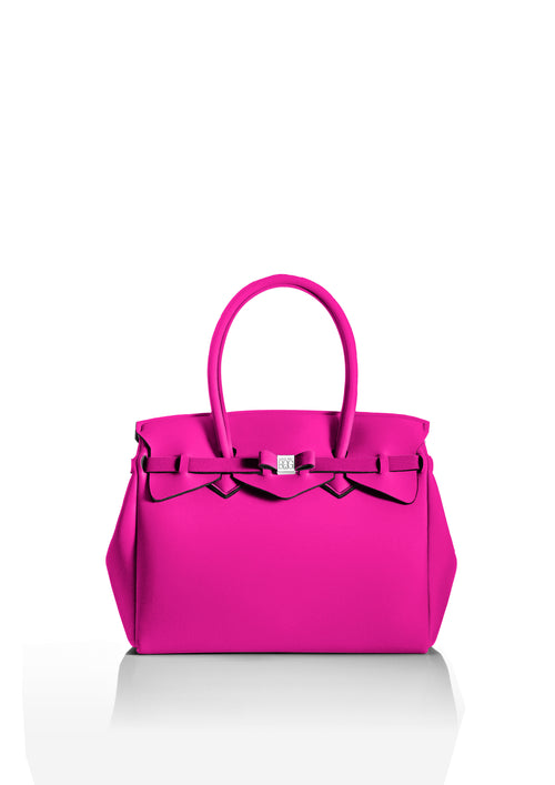Orchid Pink Tote Bag