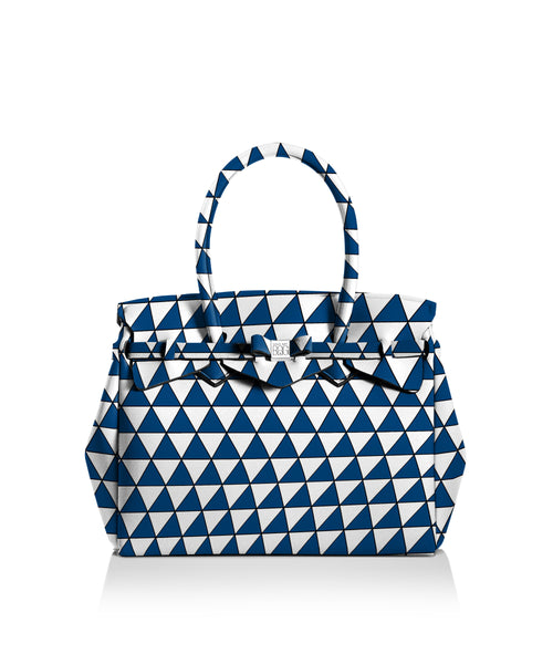 Triangle 3/4 Miss Tote Bag