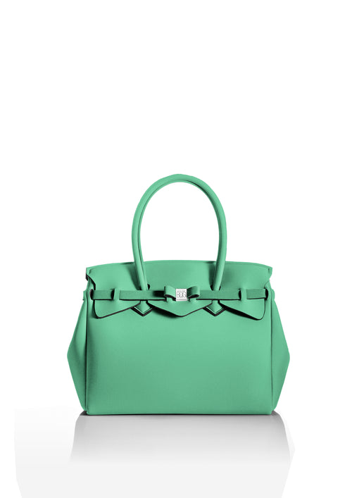 Tiffany Green Tote Bag