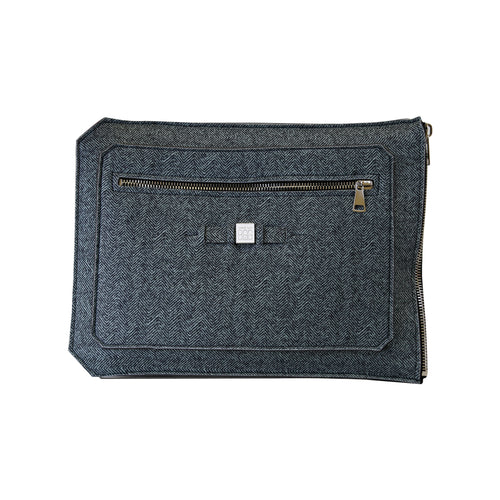 Spigato Blue Laptop Case Cover Clutch