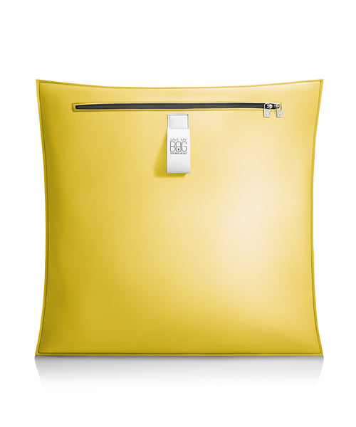 Pastel Yellow Pillow Cushion Cover