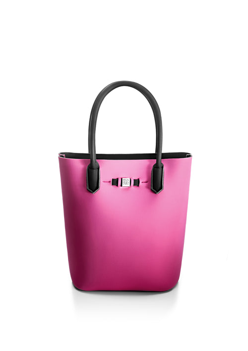 Hot Pink Shopper Tote