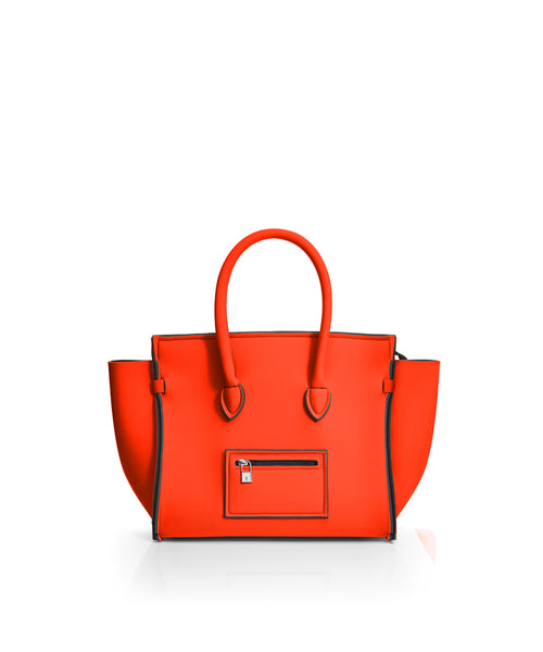 Save My Bag Miss Tote Orange