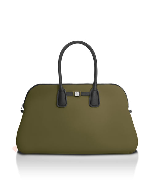 Army Green Travel Bag Tote