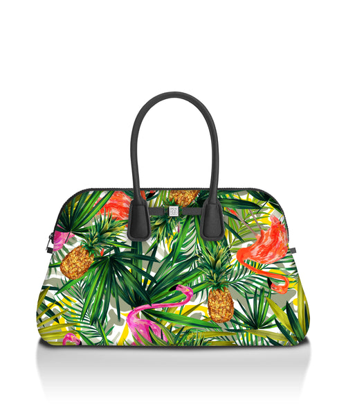 Tropical Travel Tote Bag