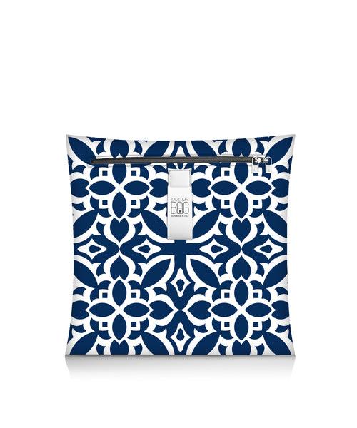 Marrakech Cobalt Blue Small Cushion Pillow Cover