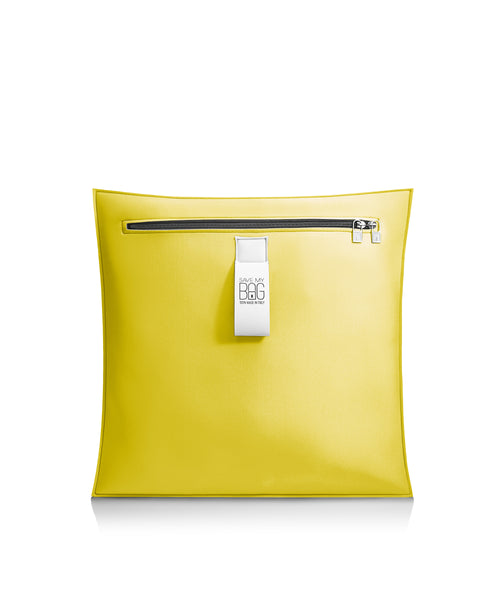 Pastel Yellow Cushion Pillow Cover