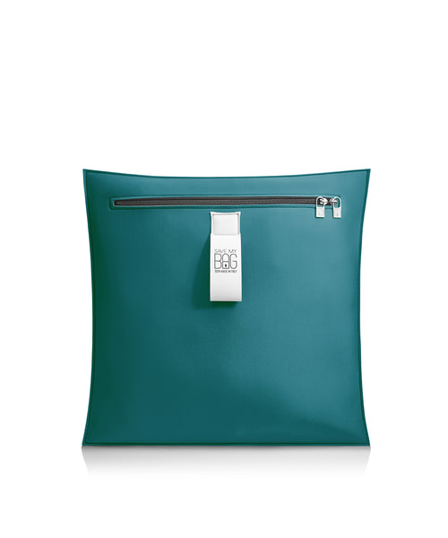 Teal Cushion Pillow Cover