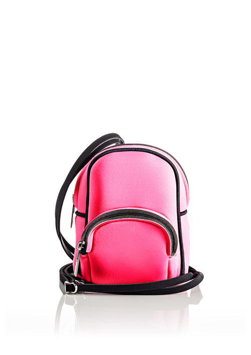 Save My Bag Mini Backpack Bubblegum Pink